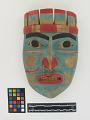 View Carved Wooden Mask digital asset number 3