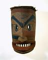 View Mask, Wooden digital asset number 0