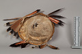 View Decorated Elk Skin Pouch digital asset number 3