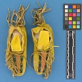 View Pair Of Child's Moccasins digital asset number 0