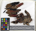 View Fragments Of Polychrome Textile With Polychrome Braid digital asset number 5