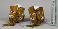 View Beaded/Painted Moccasins (Pair) digital asset number 4