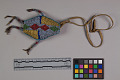 View Beaded Ornament, Turtle Amulet digital asset number 2
