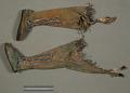 View Girl's Clothing Set: Moccasin Leggings digital asset number 0