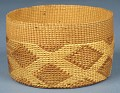 View Small Plaited Grass Basket digital asset number 2