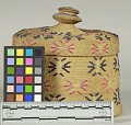 View Twined Basket And Lid (2) digital asset number 8