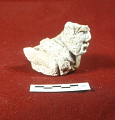 View Calcite Human Effigy Pipe digital asset number 2