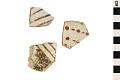 View Kiatuthlanna Black-on-White Sherds, Prehistoric Southwestern Pottery Fragments digital asset number 0