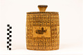 View Carved Wooden Container and Lid digital asset number 4
