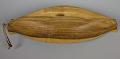 View Carved Wood Model Canoe digital asset number 3