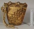 View Coiled Decorated Basket digital asset number 1
