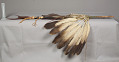 View Feathered Stick Used In Dancing (Pipestem) digital asset number 2