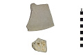 View Tuxtla Gray Ware Sherds, Mexican Pottery Fragments digital asset number 1