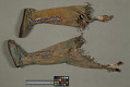 View Girl's Clothing Set: Moccasin Leggings digital asset number 3