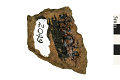 View Mockley Ware Sherd, PrehistoricPottery Fragment digital asset number 1