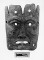 View Carved Human Face Or Miniature Mask digital asset number 4
