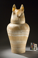 View Alabaster Canopic Jar In Two Parts digital asset number 6