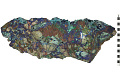 View Carbonate Minerals Azurite with Malachite digital asset number 1