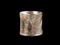View (Silver) Napkin-Ring digital asset number 1