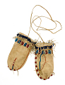View Part Of Clothing Set: Pair Of Mittens digital asset number 0
