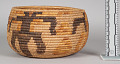 View Oblong Basket-Jar In Coiled Work digital asset number 3