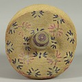 View Twined Basket And Lid (2) digital asset number 6