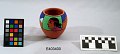 View Small Painted Jar digital asset number 3
