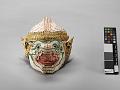 View Mask - Face Of Hanuman Giant Monkey (Nah Hanumahn) digital asset number 0