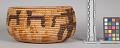 View Oblong Basket-Jar In Coiled Work digital asset number 6
