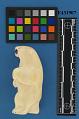 View Ivory carving, polar bear digital asset number 1