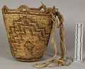 View Coiled Decorated Basket digital asset number 0
