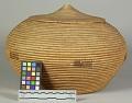 View Storage basket with lid digital asset number 9