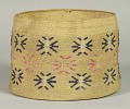View Twined Basket And Lid (2) digital asset number 2