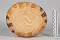 View Oblong Basket-Jar In Coiled Work digital asset number 5