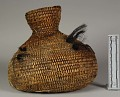 View Water Bottle Of Cemented Basket Work digital asset number 0