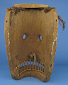 View Mask, Wooden digital asset number 5