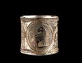 View (Silver) Napkin-Ring digital asset number 2