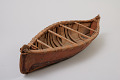 View Canoe and 2 Paddles, Model digital asset number 5