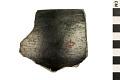 View Gila Red Rim Sherd, Prehistoric Pottery Fragment digital asset number 1