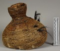 View Water Bottle Of Cemented Basket Work digital asset number 2