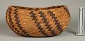 View Coiled Oblong Basket digital asset number 2