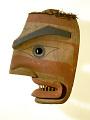 View Mask, Wooden digital asset number 1