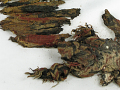View Fragments Of Polychrome Textile With Polychrome Braid digital asset number 3