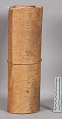 View Birch Bark Scroll, Chart Of Grand Medicine Society digital asset number 1