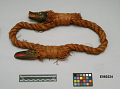 View Bark Rope Dancing Neck Ring digital asset number 1