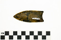 View Clovis Point, Experimental Stone Tool Reproduction digital asset number 1