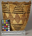 View Decorated Coiled Basket digital asset number 5