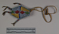 View Beaded Ornament, Turtle Amulet digital asset number 0