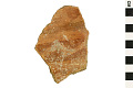 View Rincon Red-on-Brown Sherd, Rincon Red-on-Brown Sherd, Prehistoric Southwestern Pottery Fragments digital asset number 0