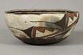 View Earthen Bowl, Ornamented digital asset number 2